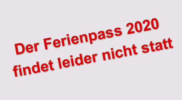 Ferienpass 2020